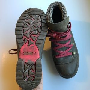 Merrell Shoes - Merrell hiking boots 6.5